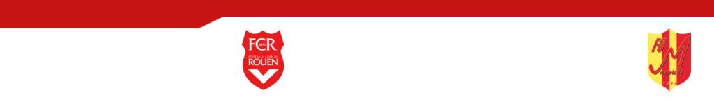 4e JOURNEE: FC ROUEN/MANTES
