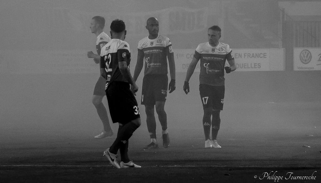 Soir de match FCR / Chartres