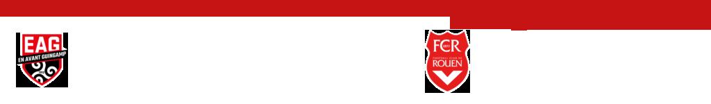 10e JOURNÉE: GUINGAMP (B)/ FC ROUEN