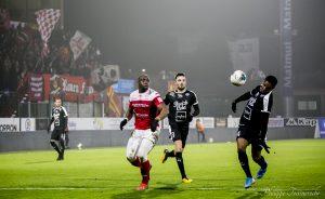 Soir de match … FCR / VANNES 1 – 1