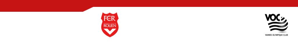 17e JOURNEE: FC ROUEN/ VANNES