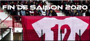 FIN DE SAISON 2020 !