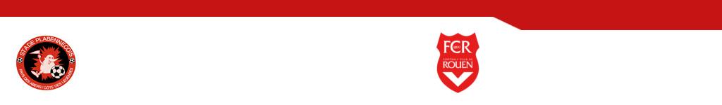 PLABENNEC/FCR: 1/0 DEPART RATÉ
