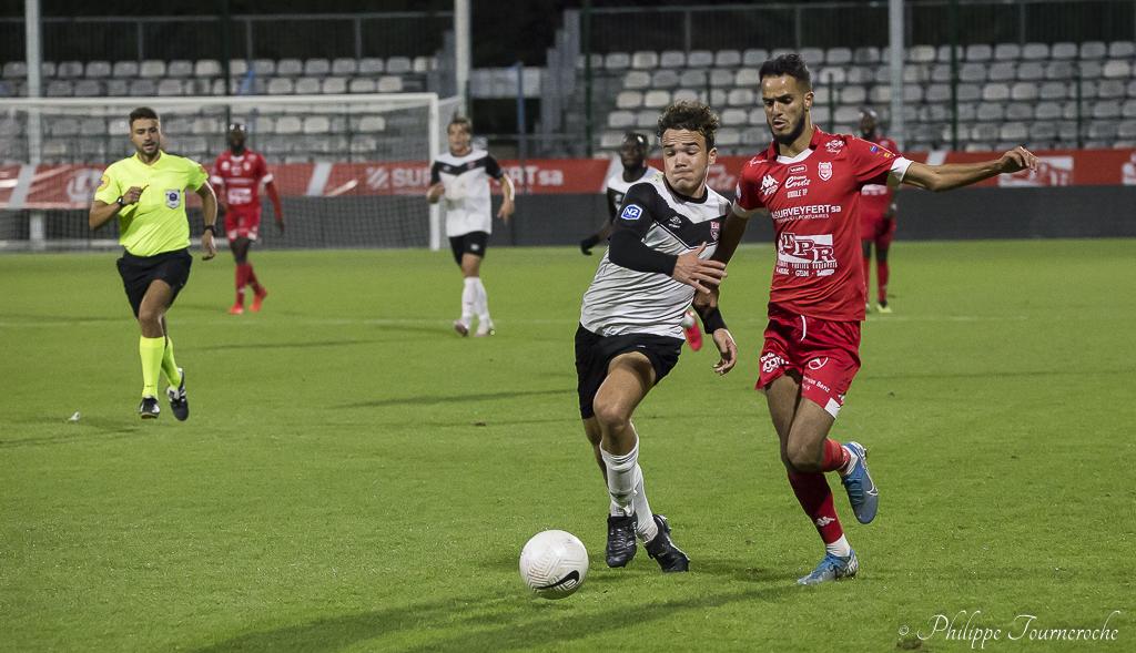 Soir de match FCR / GUINGAMP B : 1/1