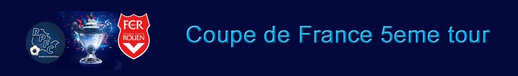 RPFC/ FCR : 0/1 LE FCR SERA PRESENT AU 6E TOUR