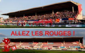Coupe de France FCR / VIRE à «Guichets fermés»…